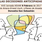 Entrevista en Berria sobre el testamento vital en el ámbito de la salud mental.